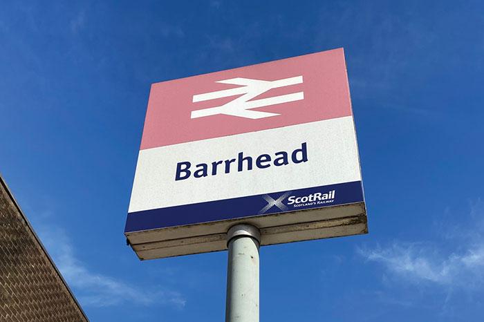 Barrhead Train